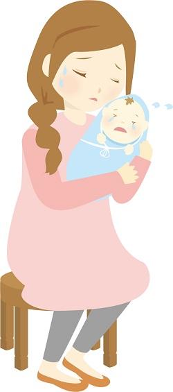 夜泣き赤ちゃん