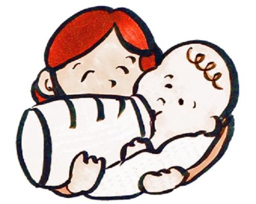 母乳が出やすくなる