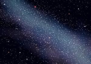 七夕は岡山空港で星を眺める