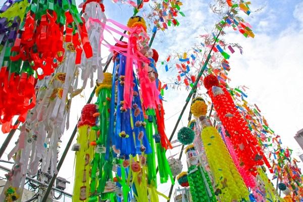 岡山での七夕のイベントや祭り